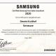 Certificaat Samsung Knox 2020